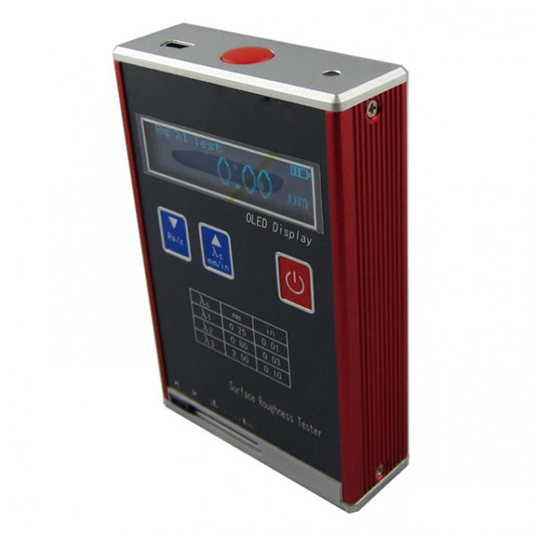 RA Digital Portable Surface Roughness Tester