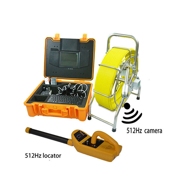 V8-3388 Sewer Pipe CCTV Survey Inspection Camera