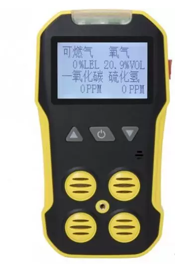 Working Principle Of Portable Combustible Gas Detector