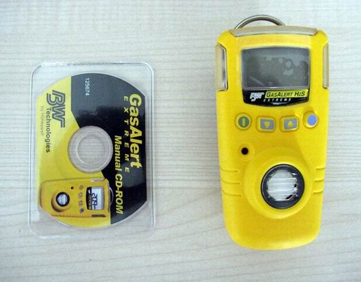 Introduced Of The Related Inspection Of Gas Detector